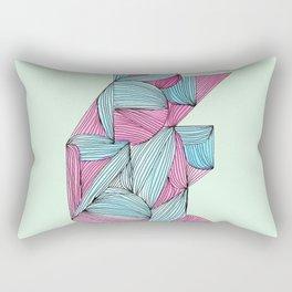 Tempo 4 Rectangular Pillow
