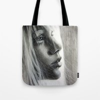 firefly Tote Bags featuring Firefly by Olga Noes