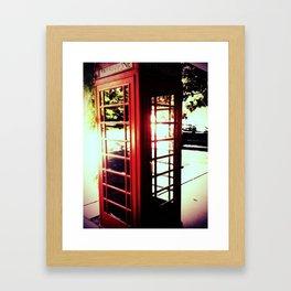 Utica Framed Art Print