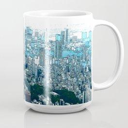My Love - Tokyo Tower Skyline Coffee Mug