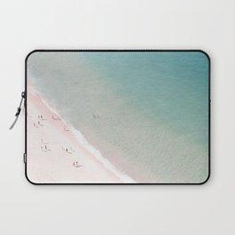 beach - summer of love Laptop Sleeve