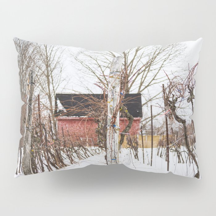 Hibernating Vineyard Pillow Sham
