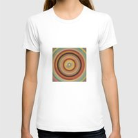 mod T-shirts featuring Mod  by Lori Wemple