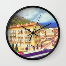 Since When Wall Clock