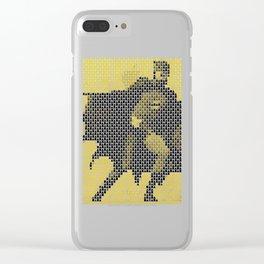 NA NA NA Clear iPhone Case