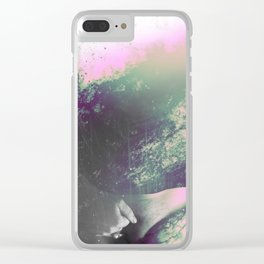 Nightcall Clear iPhone Case