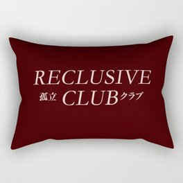 Reclusive Club ( Join The Club) Rectangular Pillow