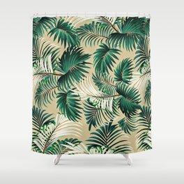 Tropical Jungle Shower Curtain