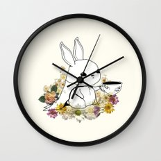 I Am Latte Wall Clock