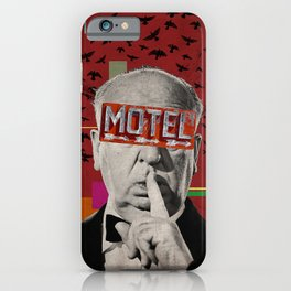 Public Figures Collection -- Hitchcock iPhone Case