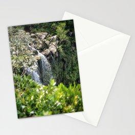 Black river gorges national park Stationery Cards