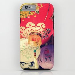 China Town in San Francisco iPhone Case