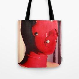 Red Hood Tote Bag