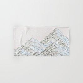 Mountain Madness, No. 1 Hand & Bath Towel