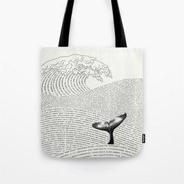 The Ocean of Story Tote Bag