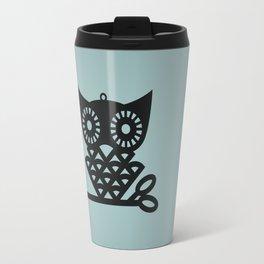 Blue Hoot Travel Mug