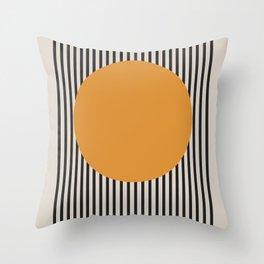 Bauhaus Art I Throw Pillow
