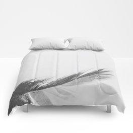 Feathery Comforters