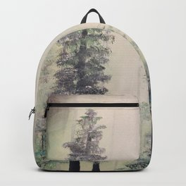 The rays shine through Backpack