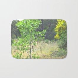 The litle acacia tree Bath Mat