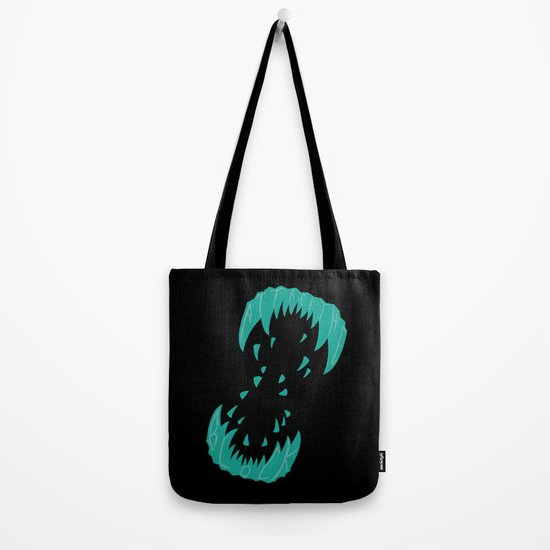 Big Alien Gorilla-Wolf Mother... Tote Bag