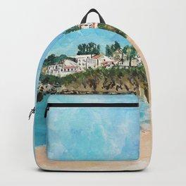 Albufeira, Portugal Backpack
