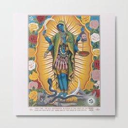 Hindu - Kali 6 Metal Print