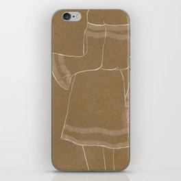 Beat the heat iPhone Skin