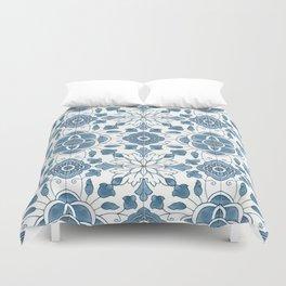 Azulejo II Duvet Cover