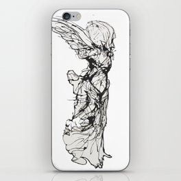 Winged Victory iPhone Skin