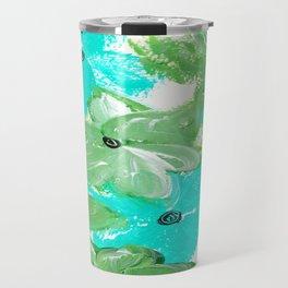 SHADES OF GREEN Travel Mug