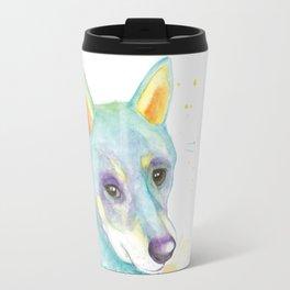 Dexter (The Shiba Inu) Travel Mug