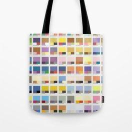Poke-Pantone 1 (Kanto Region) Tote Bag