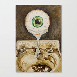 Detox Canvas Print