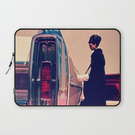 Pull Up To My Bumper Laptop Sleeve