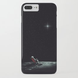 Space Chill iPhone Case