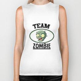 Team Zombie Biker Tank