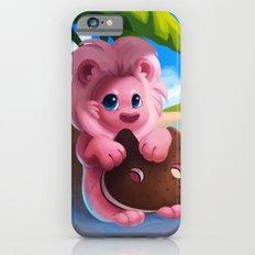 Lion on the Beach Slim Case iPhone 6s