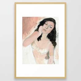 Sugar & Spice Framed Art Print