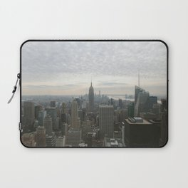 NYC from Above Laptop Sleeve