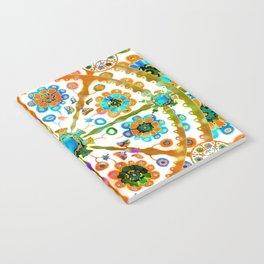 Mandala Flower Notebook