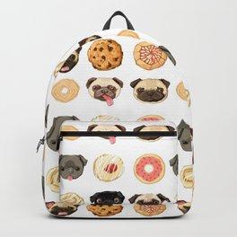 Sweets & Pugs Backpack