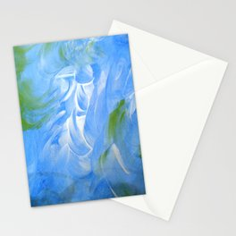 Angels in the Sky Stationery Cards