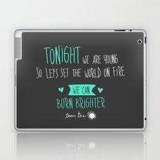Tonight. Laptop & iPad Skin