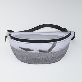 Iceland Lake Break Fanny Pack