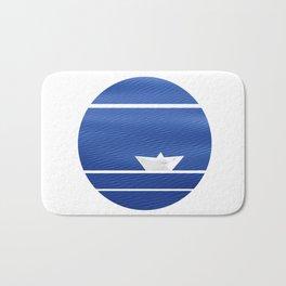 Origami-nimal Bath Mat