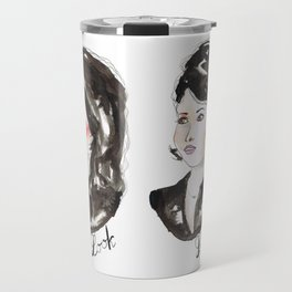 My Favorite Murder ssdgm LOOK-LISTEN Travel Mug