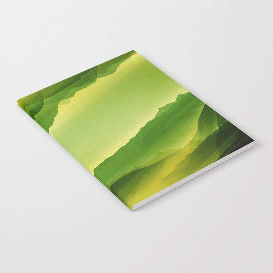 Plastic Surfing Notebook
