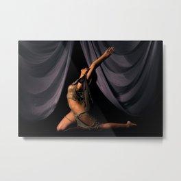 Finali  - Art Nude Metal Print