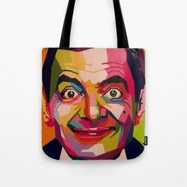 WPAP - Mr. Bean Tote Bag